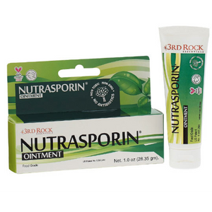 Nutrasporin® - All Natural First Aid Ointment 100ppm Silver Gel