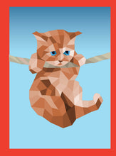 Load image into Gallery viewer, Paint by Sticker: Cats