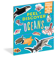 Load image into Gallery viewer, Peel + Discover: Oceans