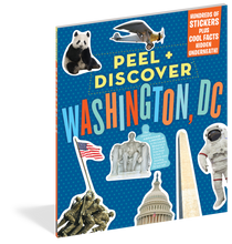 Load image into Gallery viewer, Peel + Discover: Washington, D. C.