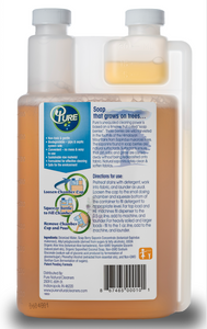 Pure Baby 100% Natural Laundry Detergent | 2-pack
