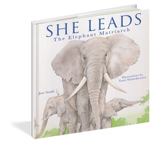 Load image into Gallery viewer, She Leads: The Elephant Matriarch