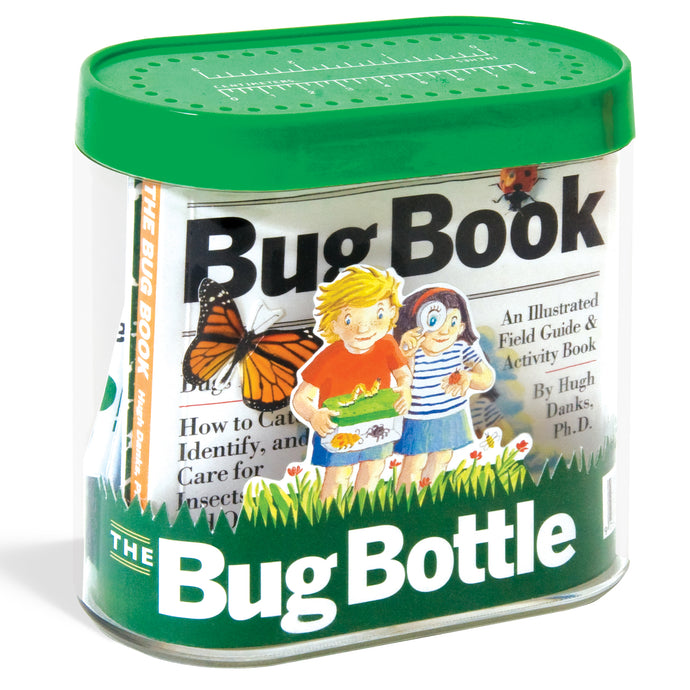 The Bug Book and Bottle