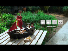 Load and play video in Gallery viewer, Pirate Ship
