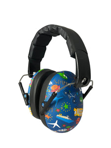 Earmuffs for kids ages 3+ years