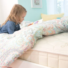 Load image into Gallery viewer, 2-in-1 Organic Kids Mattress