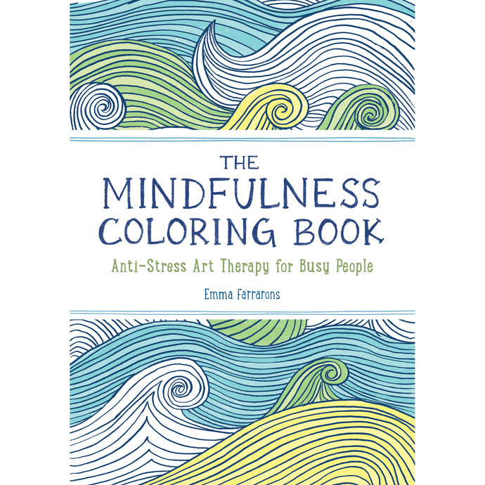 The Mindfullness Coloring Book