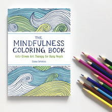 Load image into Gallery viewer, The Mindfullness Coloring Book