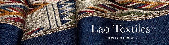 Lao Textile Exhibition
