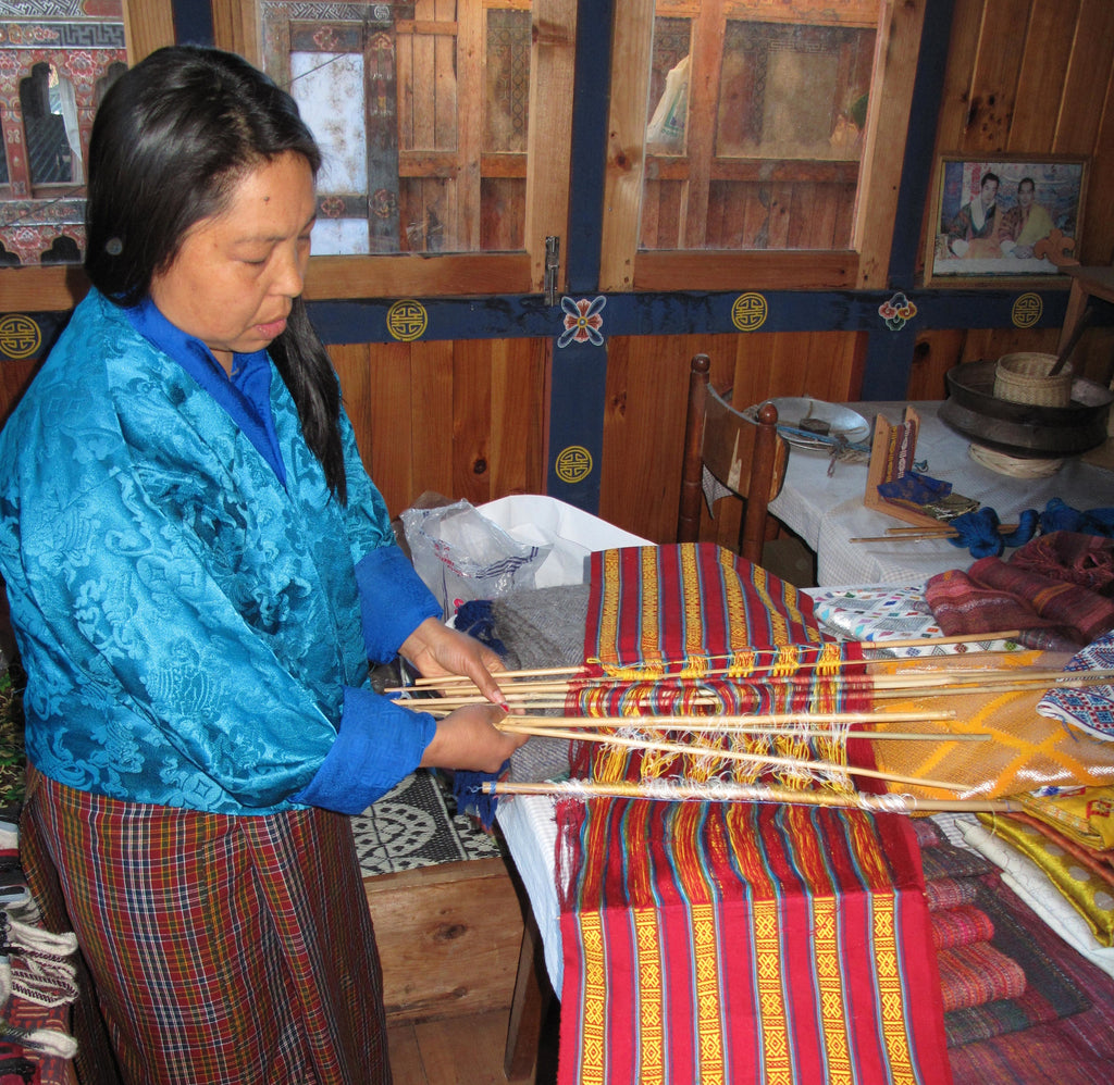 Artisan: Leki Weaving Studio