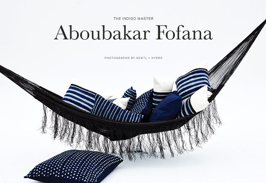 Aboubakar Fofana - The Indigo Master, Photos by Gentl + Hyers