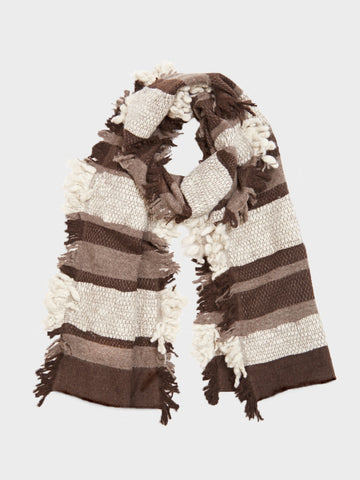 Natural Yak Nomad Steppes Scarf