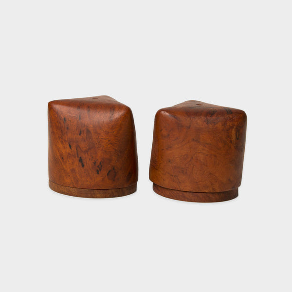 Wooden Salt & Pepper Shakers