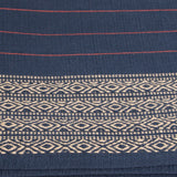 Navy & Diamond Table Runner