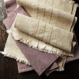 Rib Weave Hemp & Linen Placemat by Amy Lund | DARA Artisans