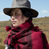Red Yak Nomad Steppes Scarf