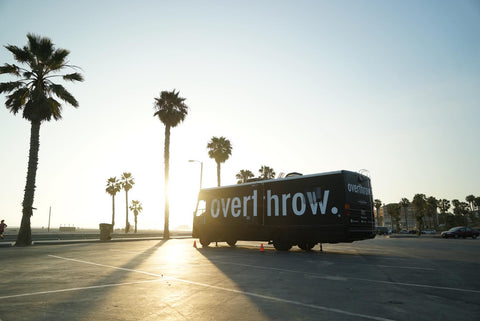 "Check out our mobile shop, ""Swerve"""