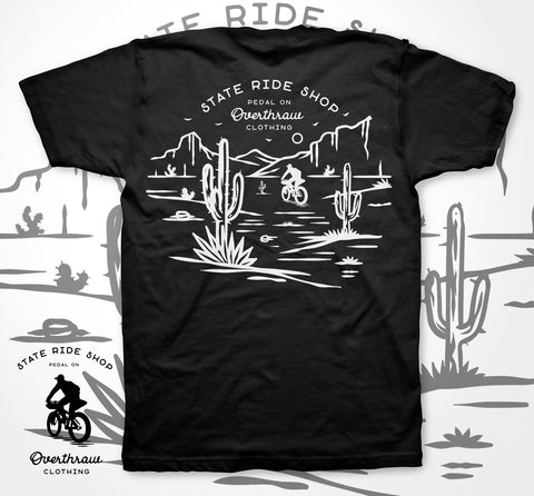 Overthrow x State Ride Shop