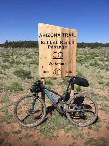 AZ trail babbit ranch