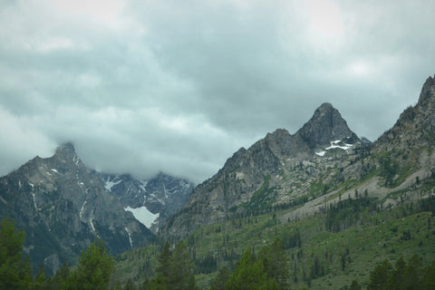 Guest Post: National Park Road Tripping pt. III, Grand Teton National Park
