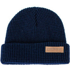 Belgians Beanie in Midnight - Overthrow Clothing  - 2