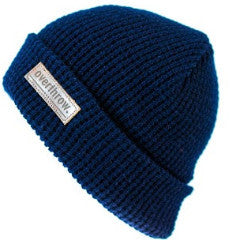 Belgians Beanie in Midnight - Overthrow Clothing  - 1