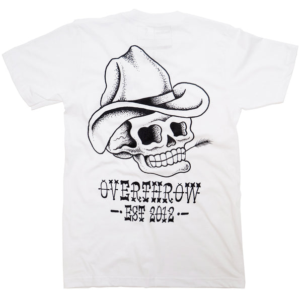 Stick 'Em Up Tee- White