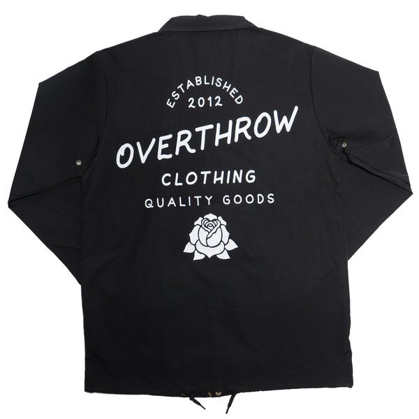 Script Windbreaker - Overthrow Clothing  - 2