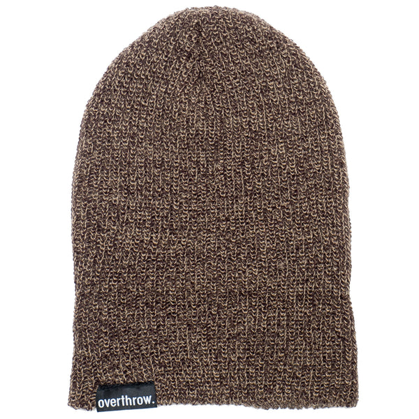 Scoundrel Beanie in Maple Marl - Overthrow Clothing  - 3