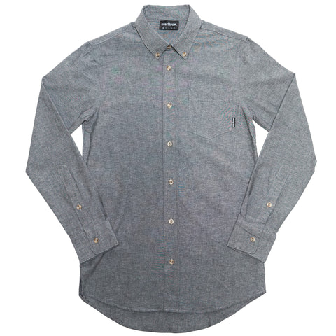 The Exeter- Charcoal - Overthrow Clothing