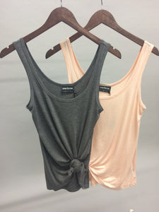 Dainty Cami- Charcoal