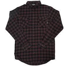 Peralta Flannel Chocolate