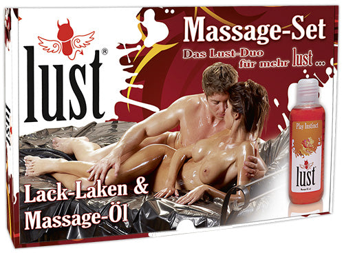 Lack Laken Sex Massage Öl