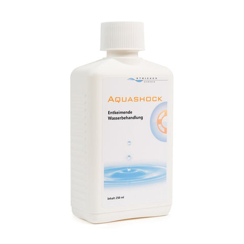 Wasserbett Entkeimungsmittel Aquashock Treatment 250 ml