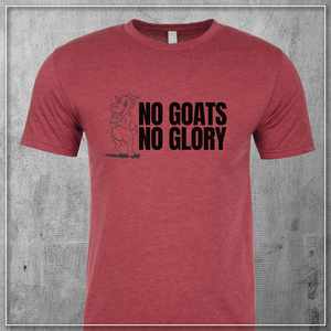 No Goats No Glory