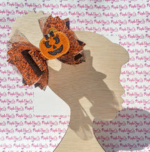 Load image into Gallery viewer, Cute Pumpkin Bow