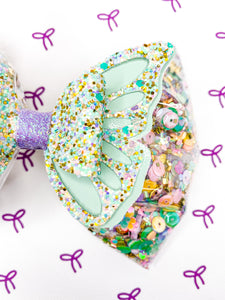 Butterfly Spring Shaker Bow