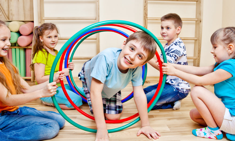 Toys That Can Trigger Your Child's Gross Motor Skills