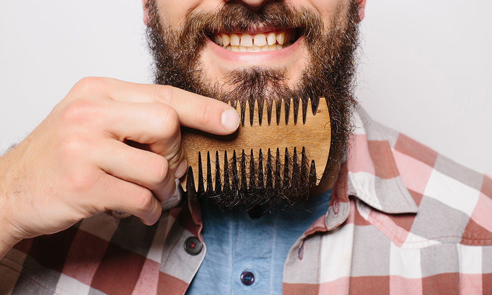 Thing To Keep In Mind: Combing Your Beard
