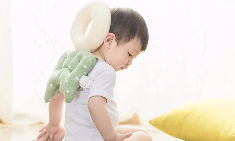 Get A Head And Back Protection Pillow