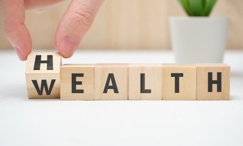 Health Is Really WEALTH!