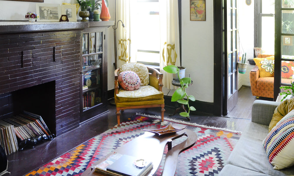 The Eclectic & Kitsch Touch