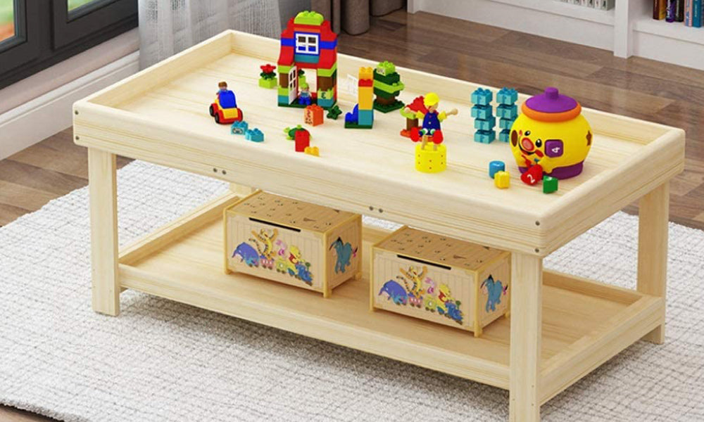 Have a sand table at home