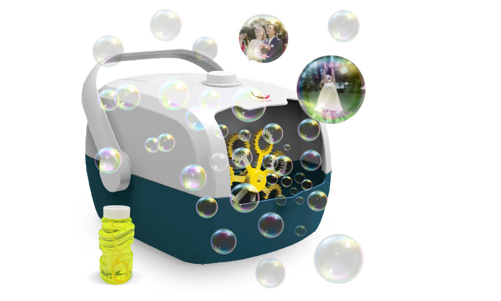 Automatic Bubble Blower Machine