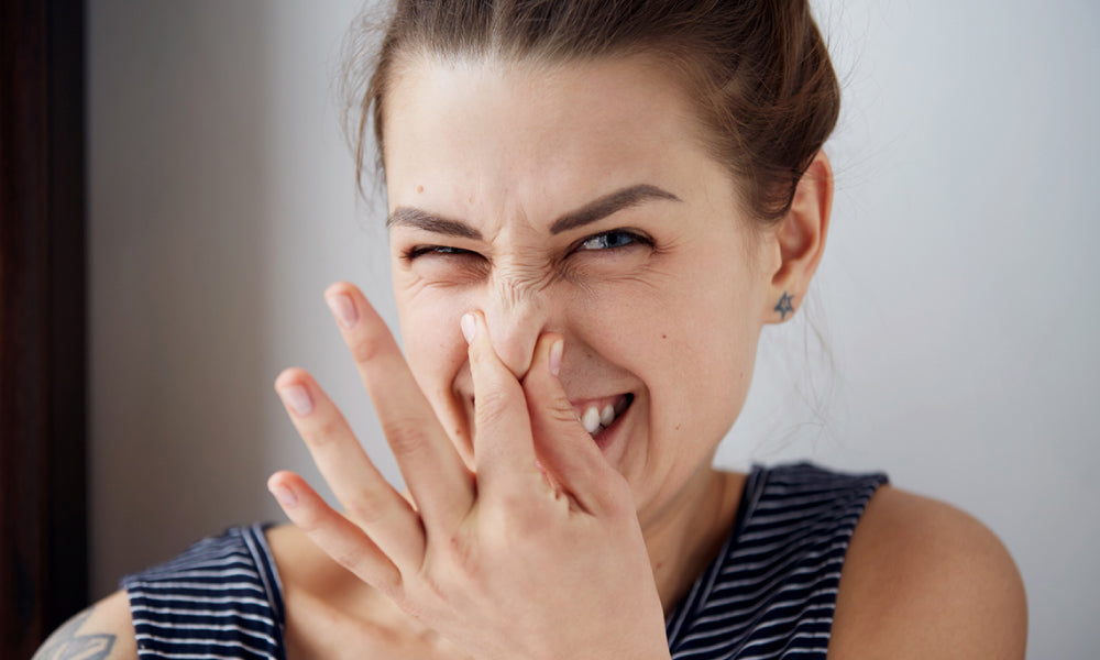 Help you get rid of bad odor