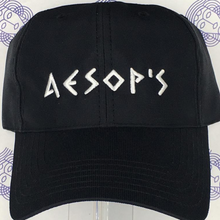 Load image into Gallery viewer, Aesop's Cap (Blue) - All Profits will go to Aesop's Staff
