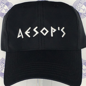Aesop's Cap (Blue) - All Profits will go to Aesop's Staff