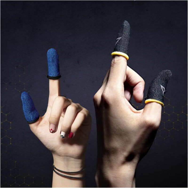 Beemic-Sweat-Proof Mobile Game Controller Finger Sleeves