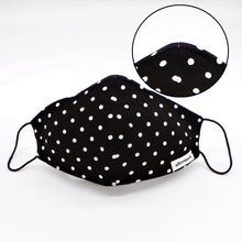 Load image into Gallery viewer, The Polka Dot with Nose Wire