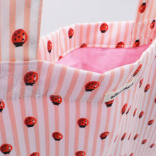Load image into Gallery viewer, The Pink Ladybird tote bag